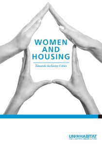 1_portada_Women and Housing